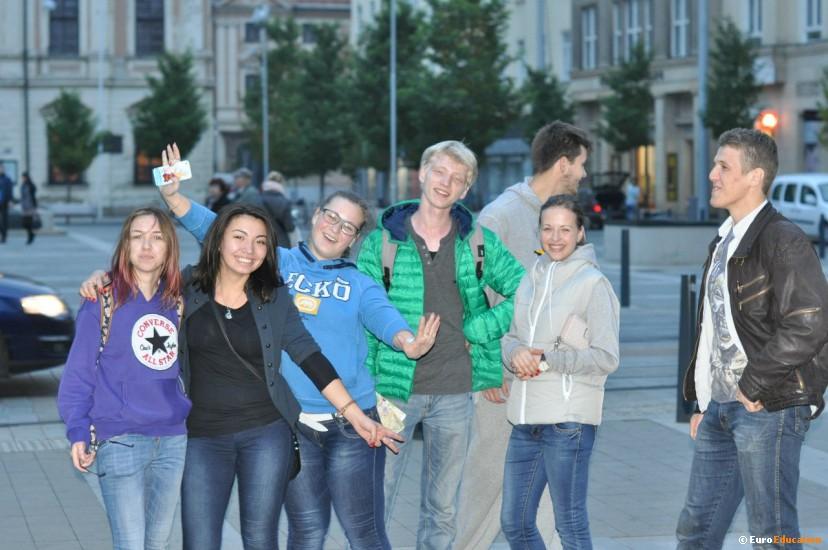 От сессии до сессии в Брно студентам весело!