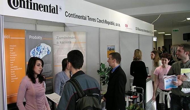 Ярмарки вакансий в Чехии для студентов