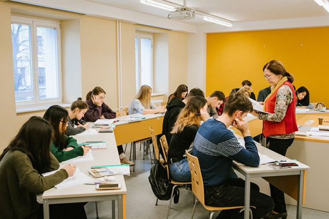 Хочу сдать тест и учиться в европе образование государств европа