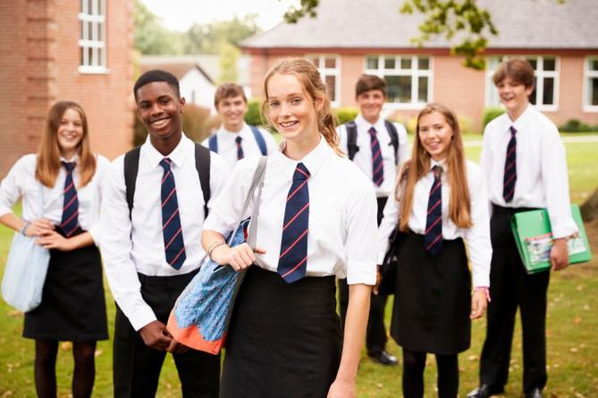 Средняя школа мечты - American Academy