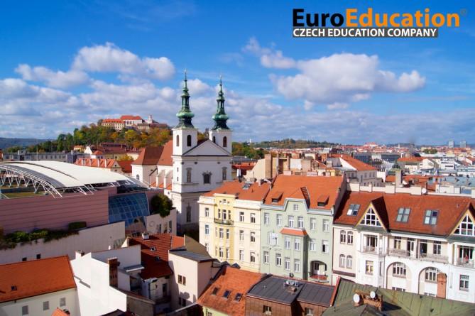Почему чешский язык лучше учить в Брно?