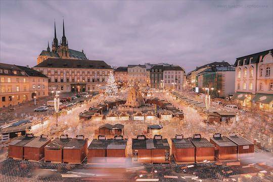 Зимние каникулы в Чехии!