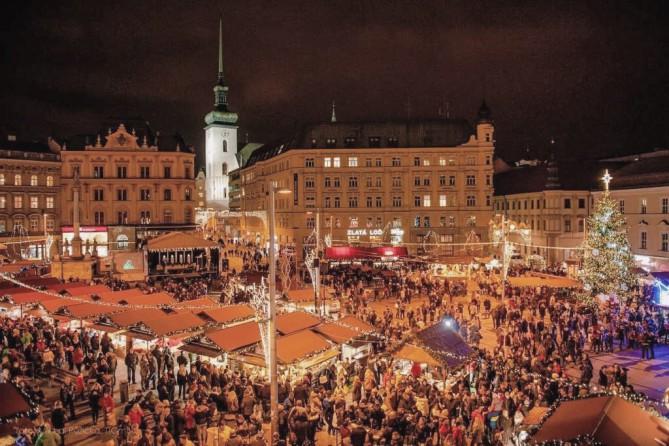 Чем заняться в Чехии в декабре?