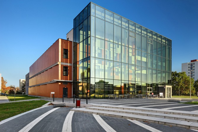 Южночешский университет стал лучшим молодым университетом страны