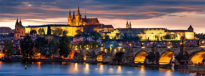 О Чехии, Прага