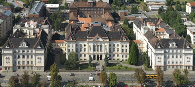 Дни открытых дверей в университетах в Брно