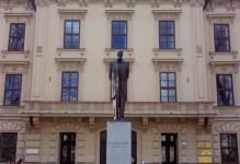 Памятник Томаш Гаррик Масарик