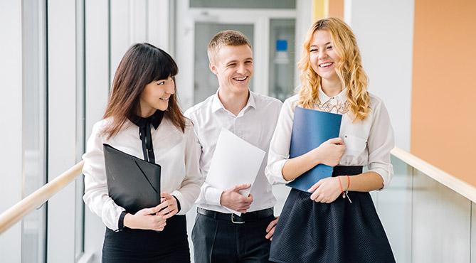 Студенты EuroEducation — Образование в Чехии