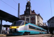Czech trains