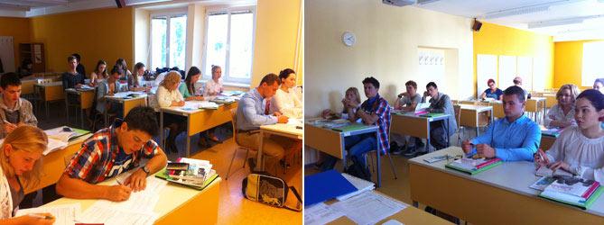 Czech langage courses, EuroEducation
