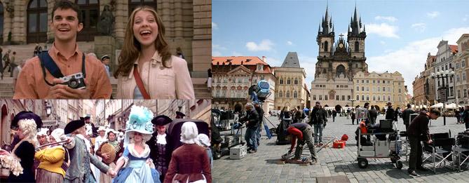 Обучение в Праге