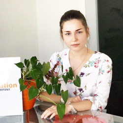 EuroEducation — Анастасия Белоусова