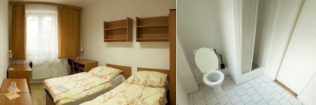 Тауферово общежитие (от Мендлова университета)