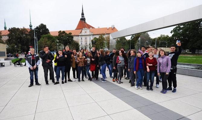 Студенты EuroEuducation образование в  Чехии